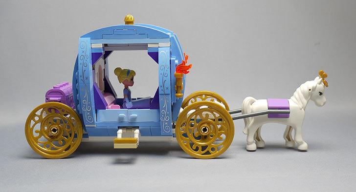 LEGO-41053-シンデレラのまほうの馬車を作った23.jpg