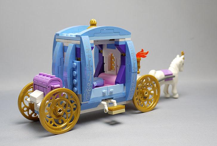 LEGO-41053-シンデレラのまほうの馬車を作った24.jpg
