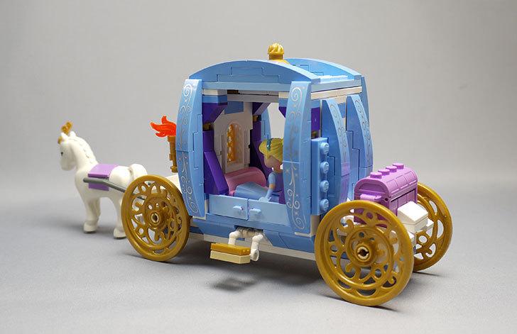 LEGO-41053-シンデレラのまほうの馬車を作った27.jpg