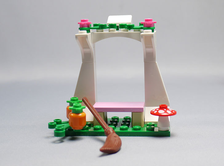 LEGO-41053-シンデレラのまほうの馬車を作った31.jpg