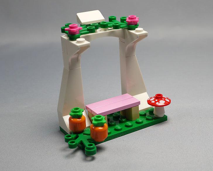 LEGO-41053-シンデレラのまほうの馬車を作った32.jpg