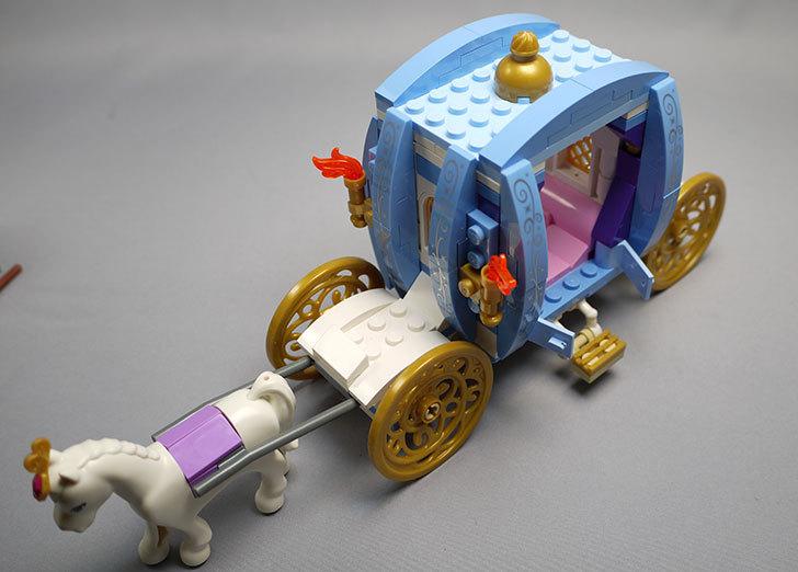 LEGO-41053-シンデレラのまほうの馬車を作った43.jpg