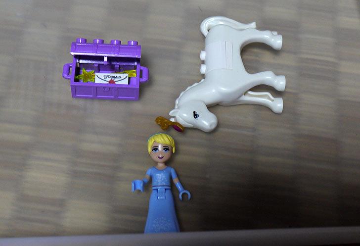 LEGO-41053-シンデレラのまほうの馬車を作った5.jpg