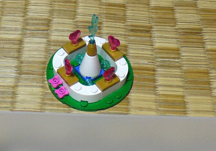 LEGO-41053-シンデレラのまほうの馬車を作った6.jpg