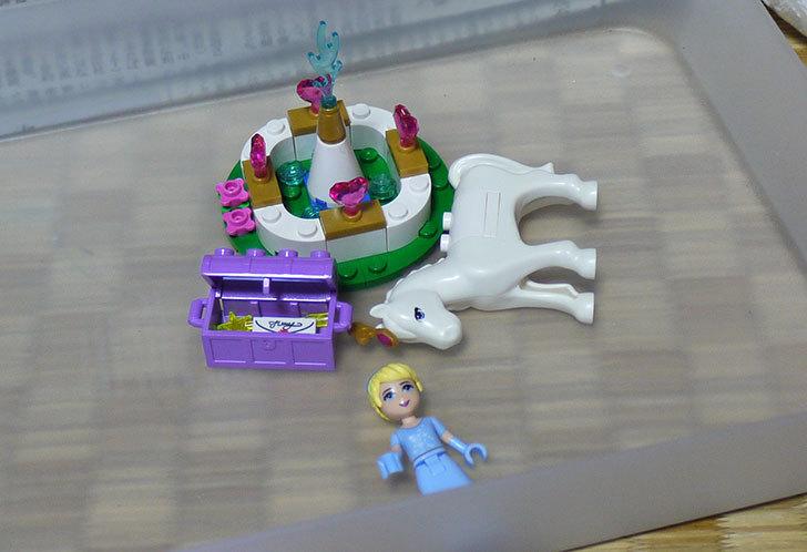 LEGO-41053-シンデレラのまほうの馬車を作った7.jpg