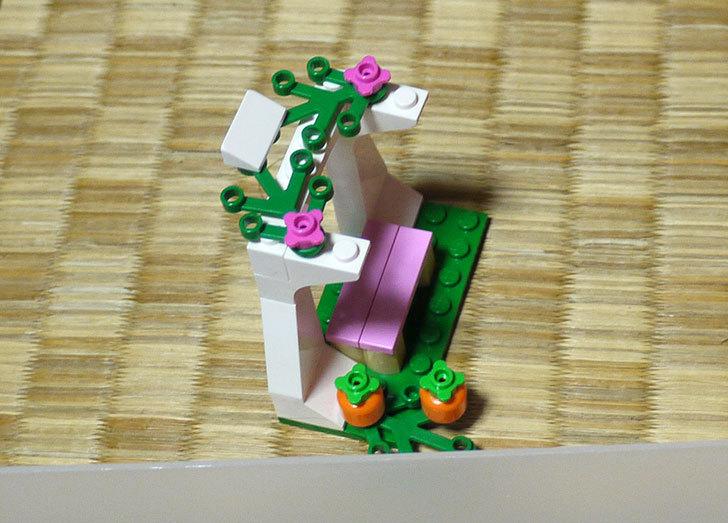 LEGO-41053-シンデレラのまほうの馬車を作った8.jpg