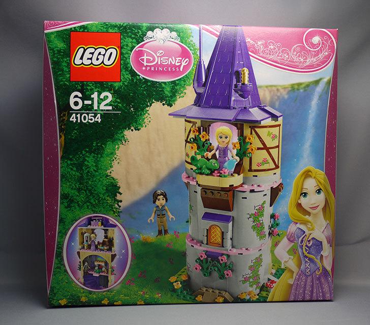 LEGO-41054-ラプンツェルのすてきな塔が来た1.jpg