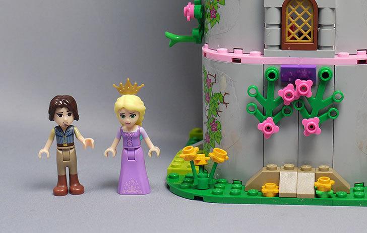 LEGO-41054-ラプンツェルのすてきな塔を作った1.jpg