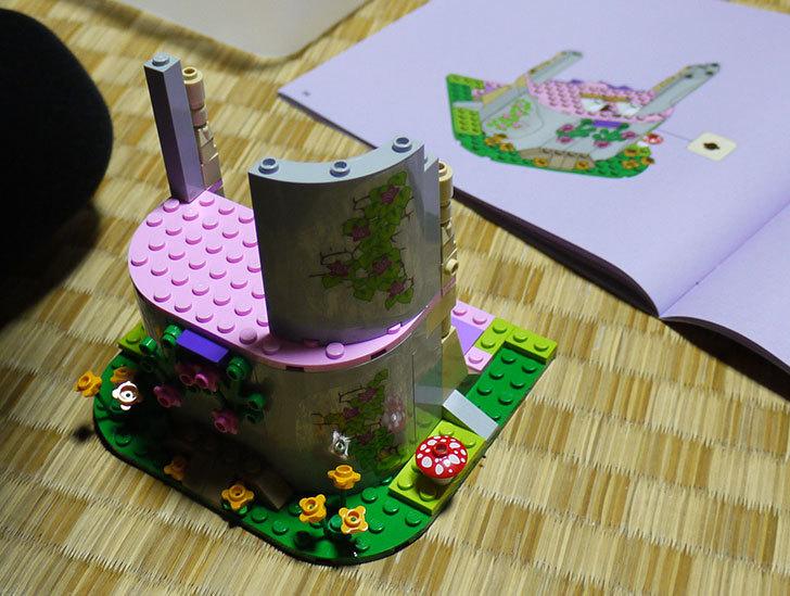 LEGO-41054-ラプンツェルのすてきな塔を作った10.jpg