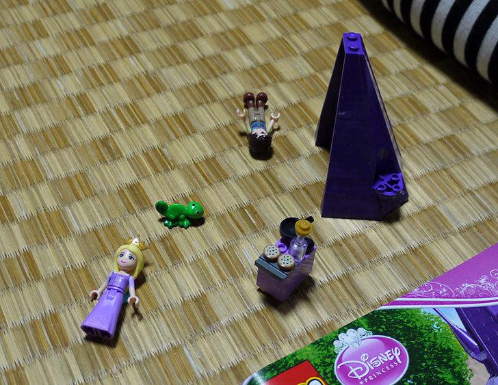 LEGO-41054-ラプンツェルのすてきな塔を作った11.jpg