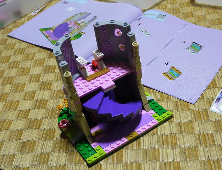 LEGO-41054-ラプンツェルのすてきな塔を作った12.jpg