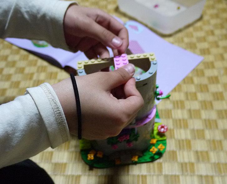 LEGO-41054-ラプンツェルのすてきな塔を作った15.jpg