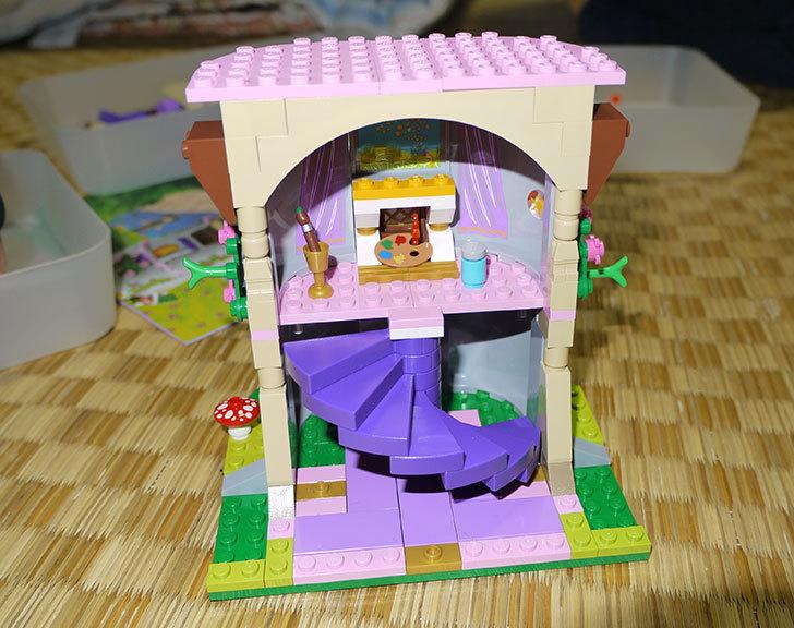 LEGO-41054-ラプンツェルのすてきな塔を作った17.jpg