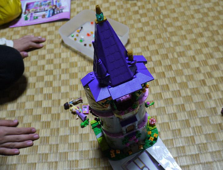 LEGO-41054-ラプンツェルのすてきな塔を作った21.jpg