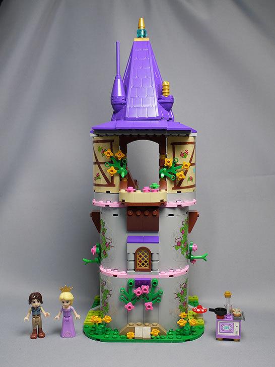 LEGO-41054-ラプンツェルのすてきな塔を作った22.jpg