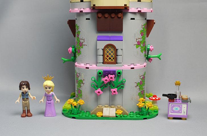 LEGO-41054-ラプンツェルのすてきな塔を作った23.jpg