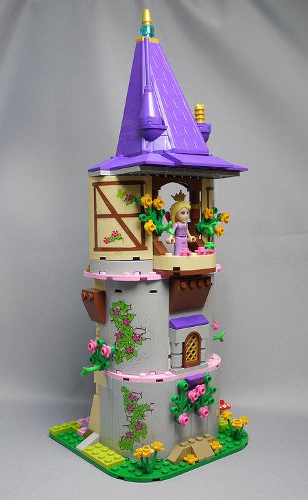LEGO-41054-ラプンツェルのすてきな塔を作った25.jpg