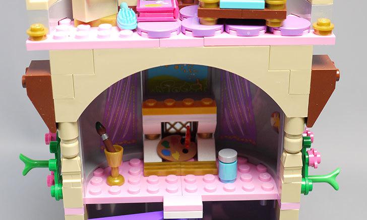 LEGO-41054-ラプンツェルのすてきな塔を作った33.jpg