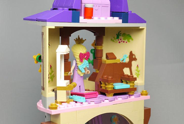 LEGO-41054-ラプンツェルのすてきな塔を作った37.jpg
