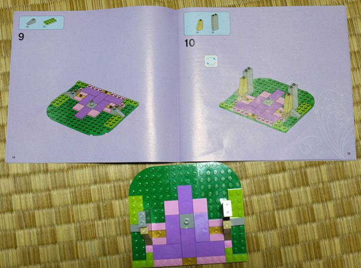 LEGO-41054-ラプンツェルのすてきな塔を作った6.jpg