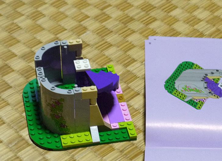 LEGO-41054-ラプンツェルのすてきな塔を作った7.jpg