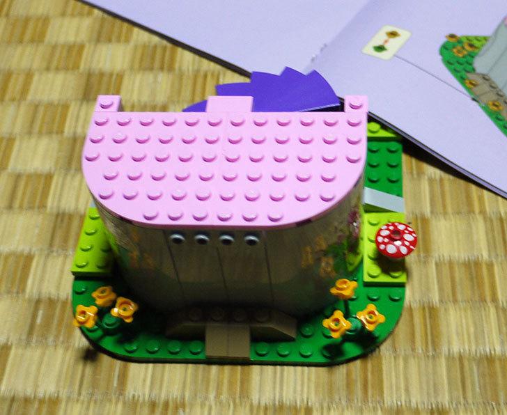LEGO-41054-ラプンツェルのすてきな塔を作った9.jpg