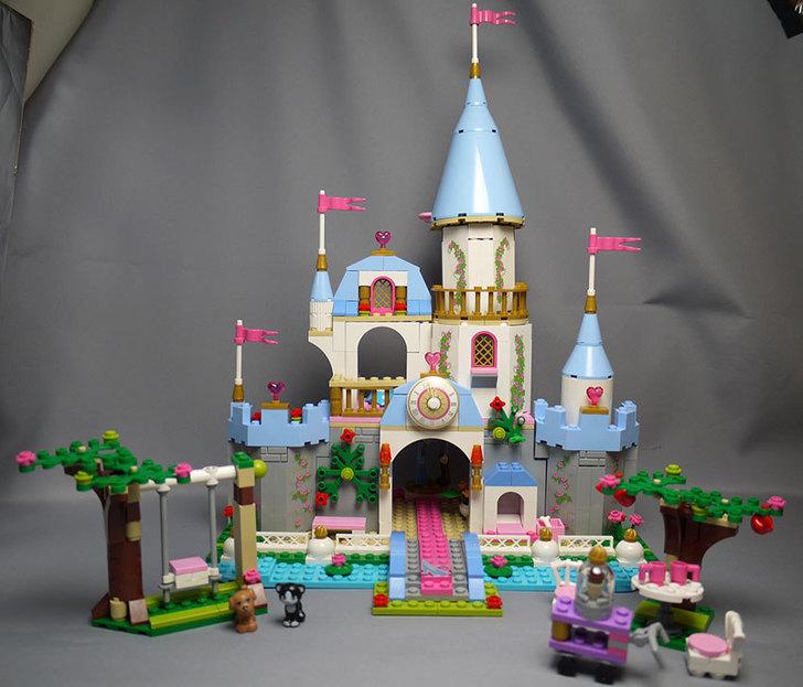 LEGO-41055-シンデレラの城を作った1.jpg