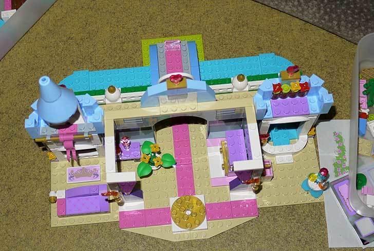 LEGO-41055-シンデレラの城を作った10.jpg