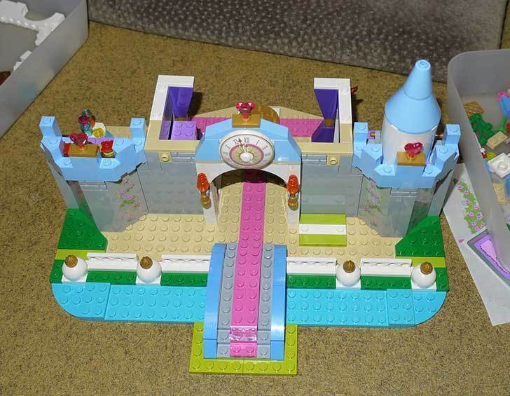 LEGO-41055-シンデレラの城を作った11.jpg