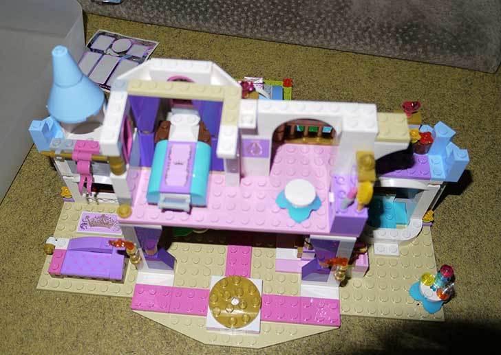 LEGO-41055-シンデレラの城を作った13.jpg
