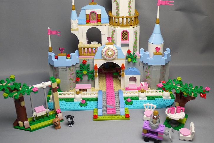 LEGO-41055-シンデレラの城を作った15.jpg