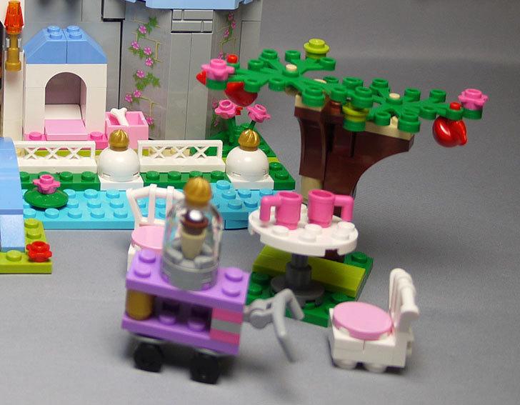 LEGO-41055-シンデレラの城を作った18.jpg