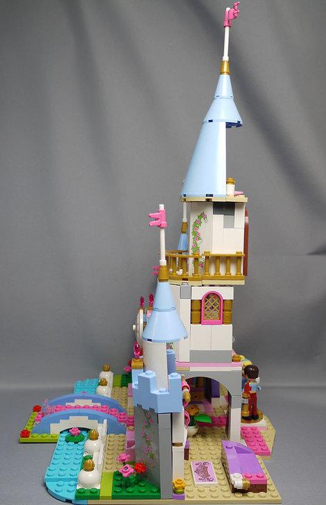 LEGO-41055-シンデレラの城を作った23.jpg