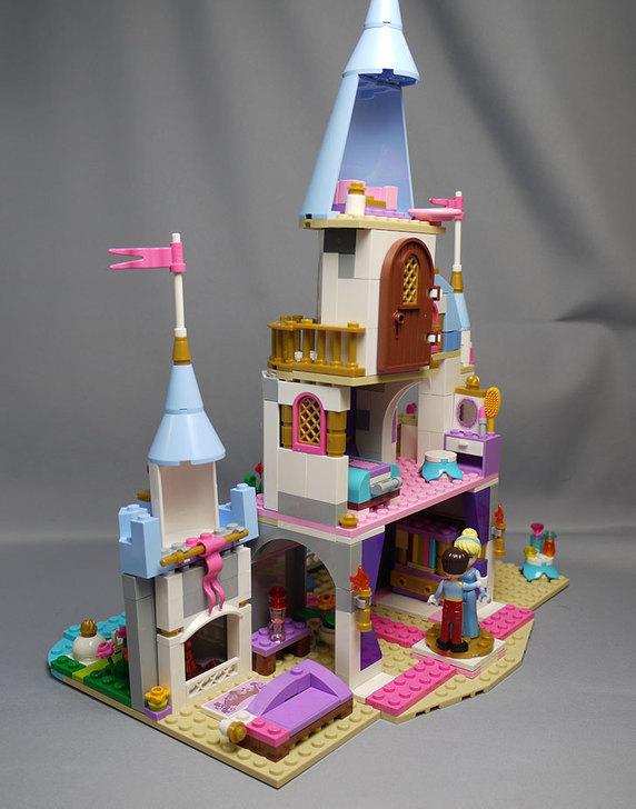 LEGO-41055-シンデレラの城を作った25.jpg