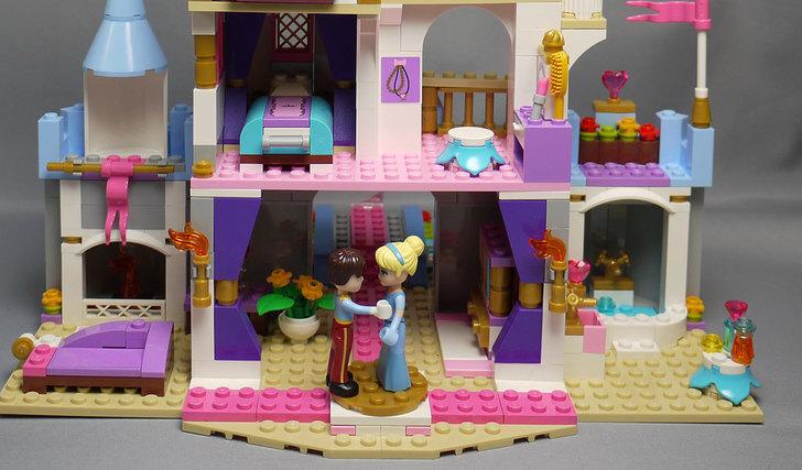 LEGO-41055-シンデレラの城を作った28.jpg