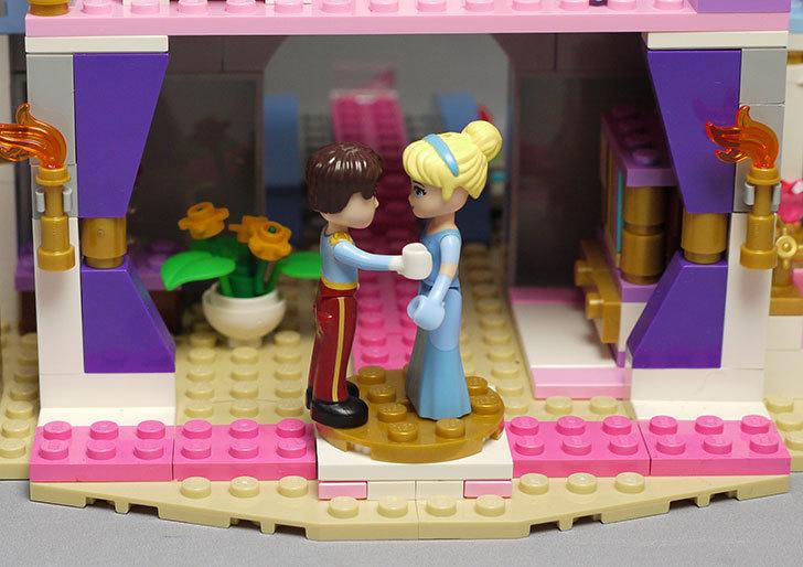 LEGO-41055-シンデレラの城を作った29.jpg