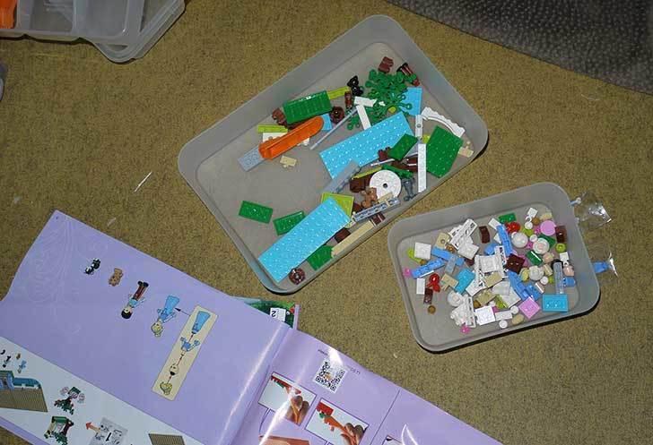 LEGO-41055-シンデレラの城を作った3.jpg