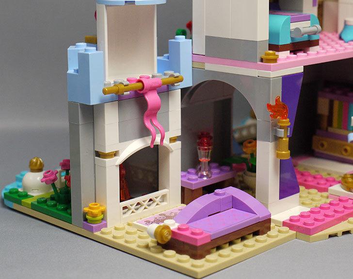 LEGO-41055-シンデレラの城を作った31.jpg