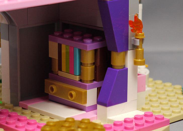 LEGO-41055-シンデレラの城を作った33.jpg