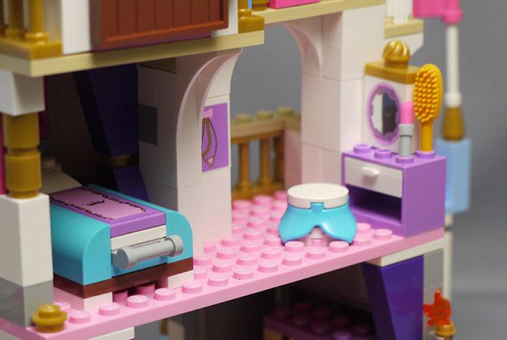 LEGO-41055-シンデレラの城を作った34.jpg