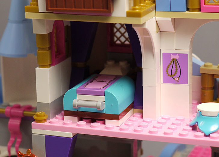 LEGO-41055-シンデレラの城を作った35.jpg