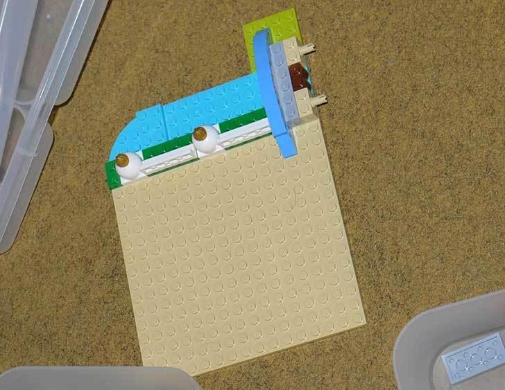 LEGO-41055-シンデレラの城を作った5.jpg