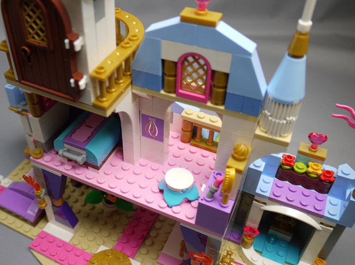 LEGO-41055-シンデレラの城を作った51.jpg