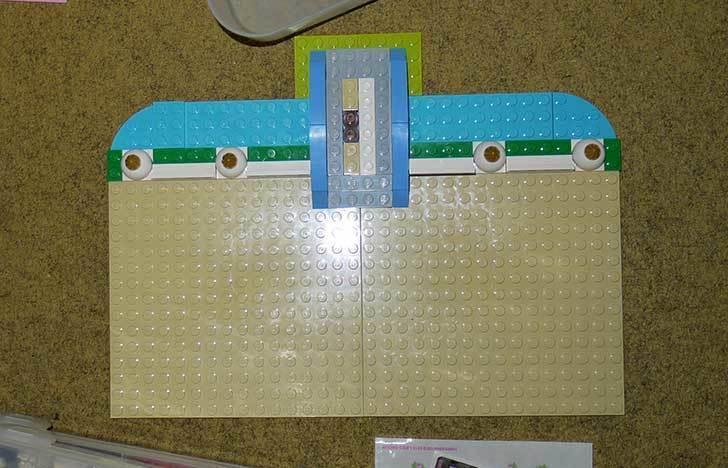 LEGO-41055-シンデレラの城を作った6.jpg