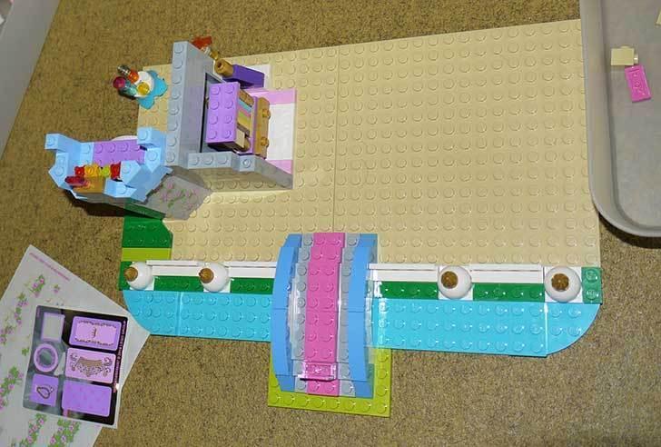 LEGO-41055-シンデレラの城を作った8.jpg