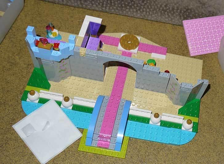 LEGO-41055-シンデレラの城を作った9.jpg