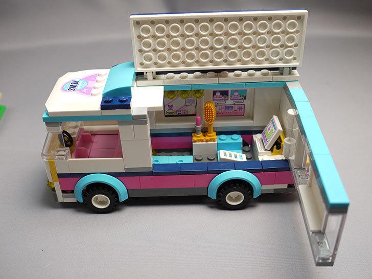 LEGO-41056-ハートレイクテレビクルーを作った23.jpg