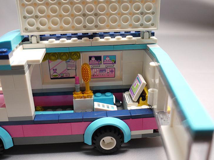 LEGO-41056-ハートレイクテレビクルーを作った27.jpg