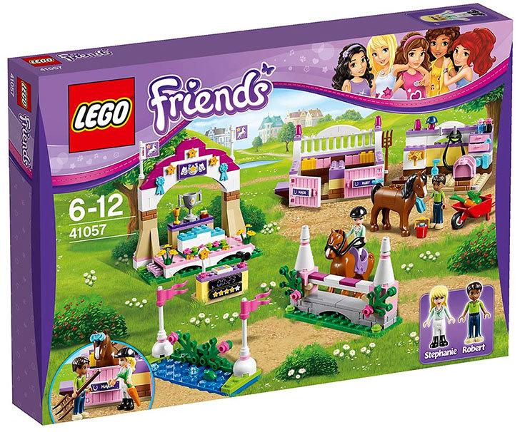 LEGO-41057 ハートレイクホースショーをトイザらスでポチった1.jpg
