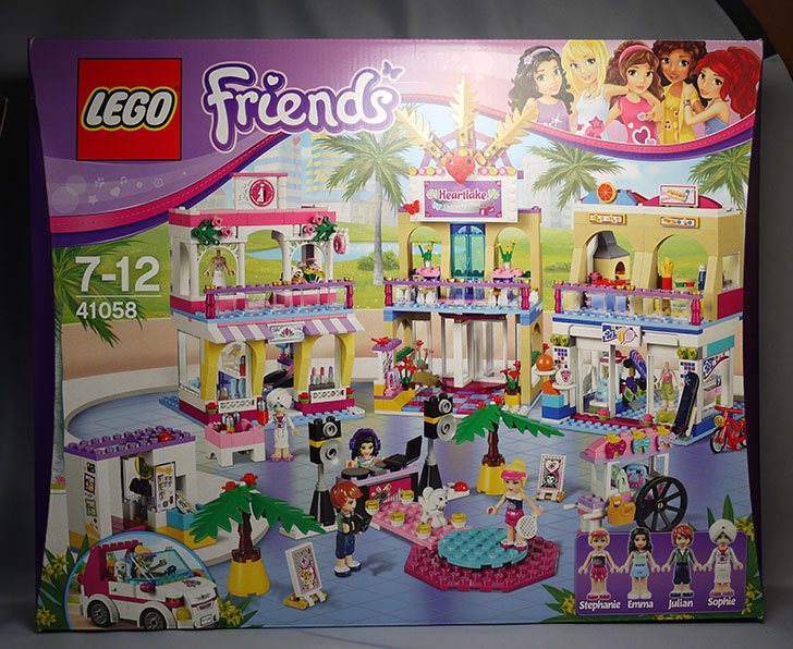 LEGO-41058-ウキウキショッピングモールが来た1.jpg